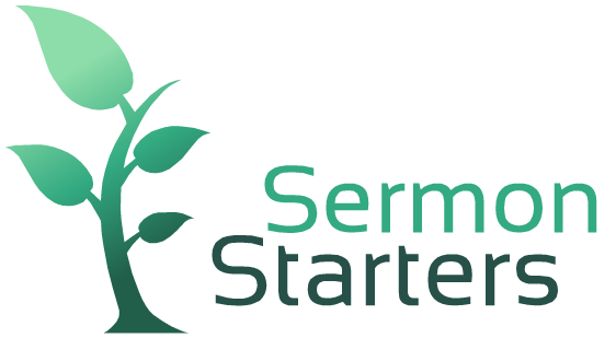 sermon, Sermon starter, starter outline, sermon outline