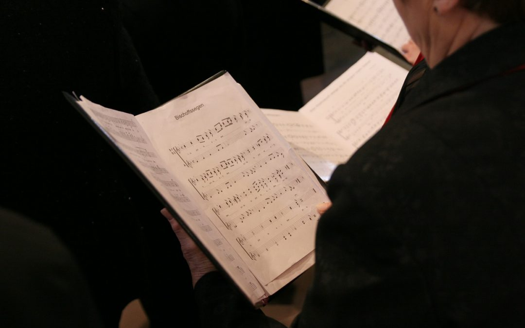 John Wesley's Rules for Singing